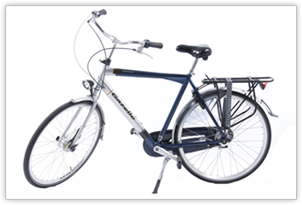 Gazelle Ambiance Herenfiets